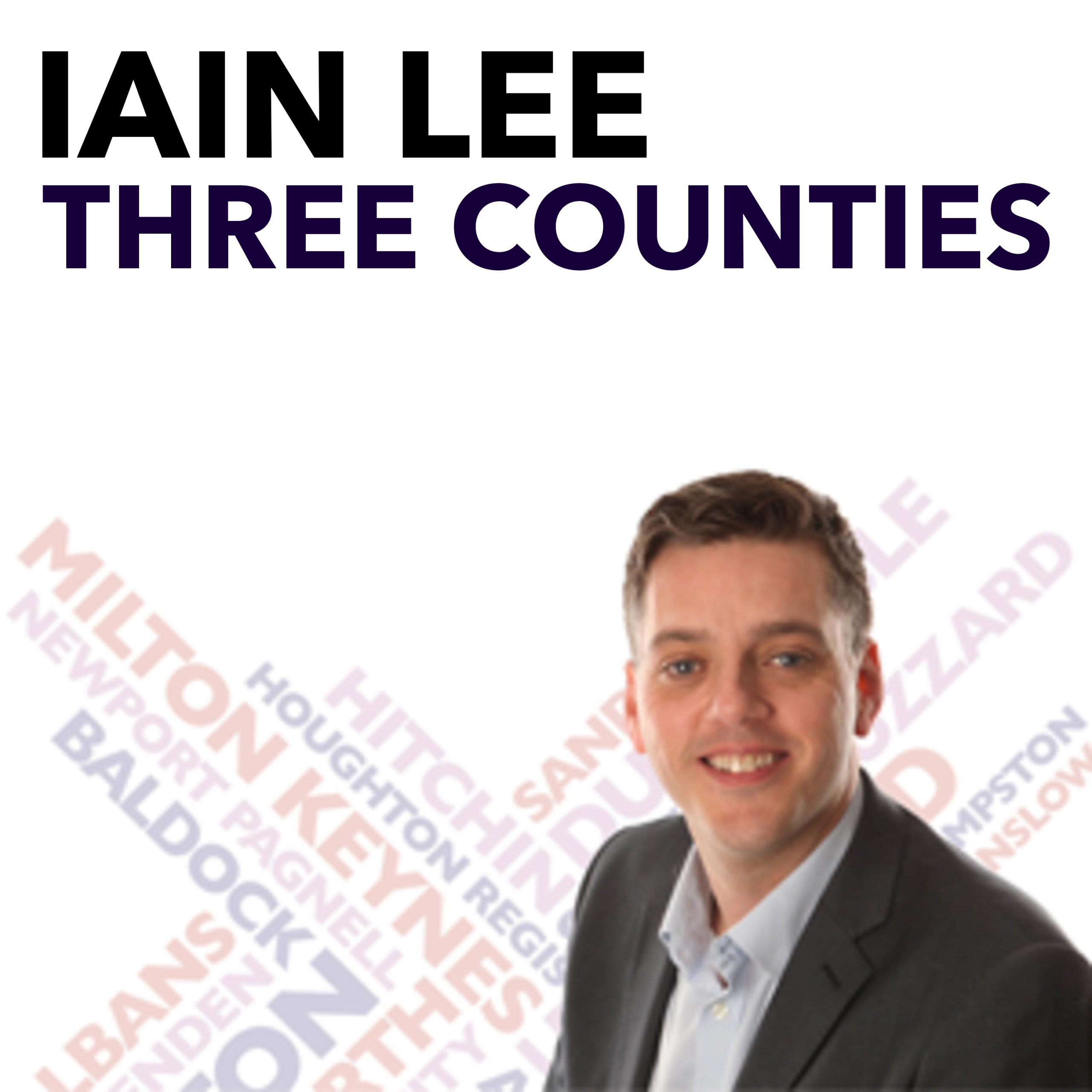 Iain Lee on Three Counties Full Shows